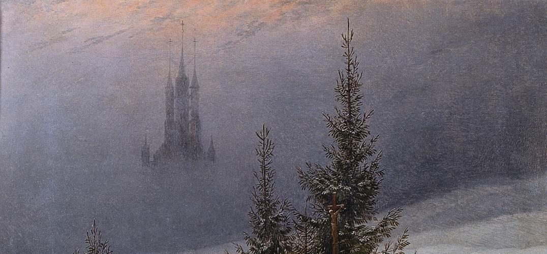 caspar_david_friedrich_-_winter_landscape_with_church_-_wga08245