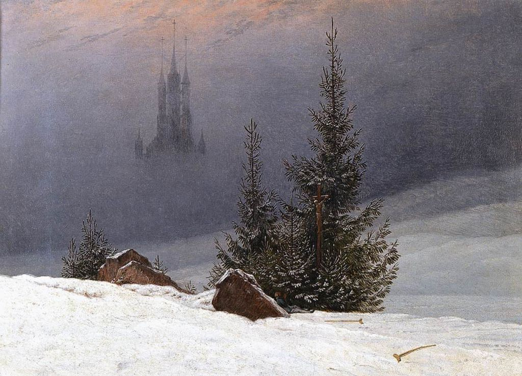 1024px-Caspar_David_Friedrich_-_Winter_Landscape_with_Church_-_WGA08245